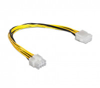 ATX 8pin female to 8pin male EPS Power Cable Adapter