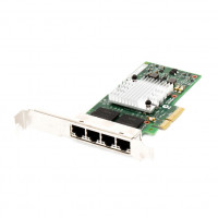 Сетевая карта Intel Ethernet Server Adapter I340-T4 1GbE 94Y5167