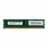 Оперативная память Micron DDR3-1600 4Gb PC3-12800E ECC Unbuffered (MT18JSF51272AZ-1G6M1ZE)