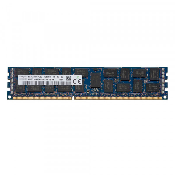 Купить Оперативная память Hynix DDR3-1600 8Gb PC3L-12800R ECC Registered (HMT31GR7CFR4A-PB)