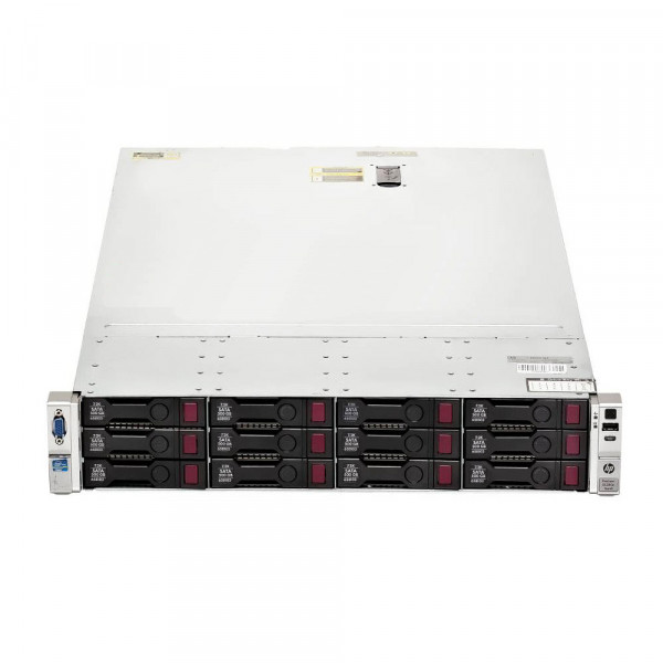 Купить Сервер HP ProLiant DL380e Gen8 12 LFF 2U