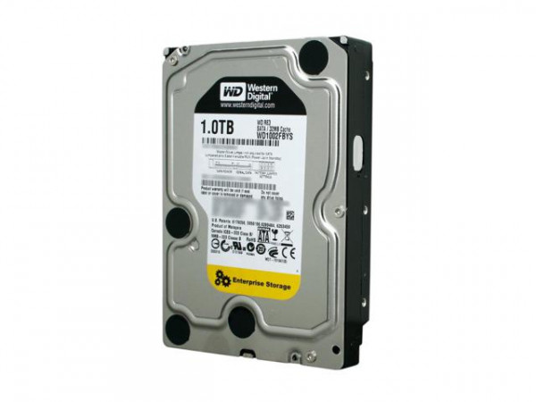 Купить Жесткий диск Western Digital RE3 1Tb 7.2K 3G SATA 3.5 (WD1002FBYS)