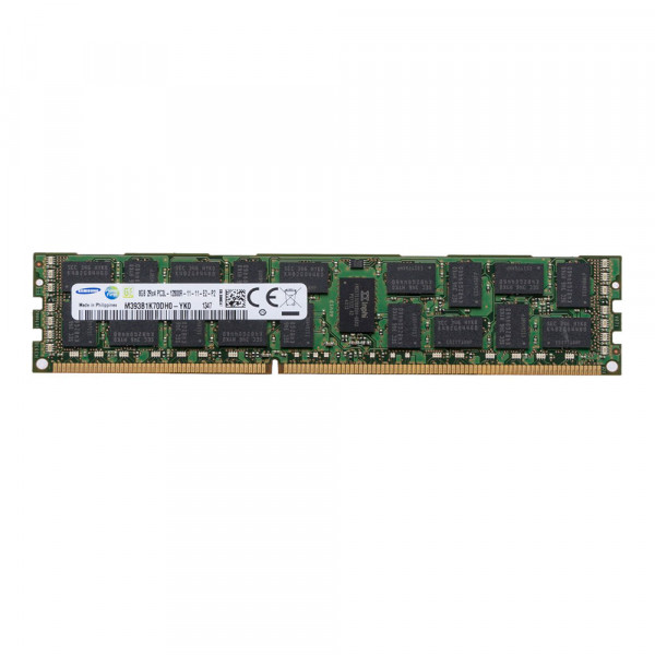 Купить Оперативная память Samsung DDR3-1600 8Gb PC3L-12800R ECC Registered (M393B1K70DH0-YH0)