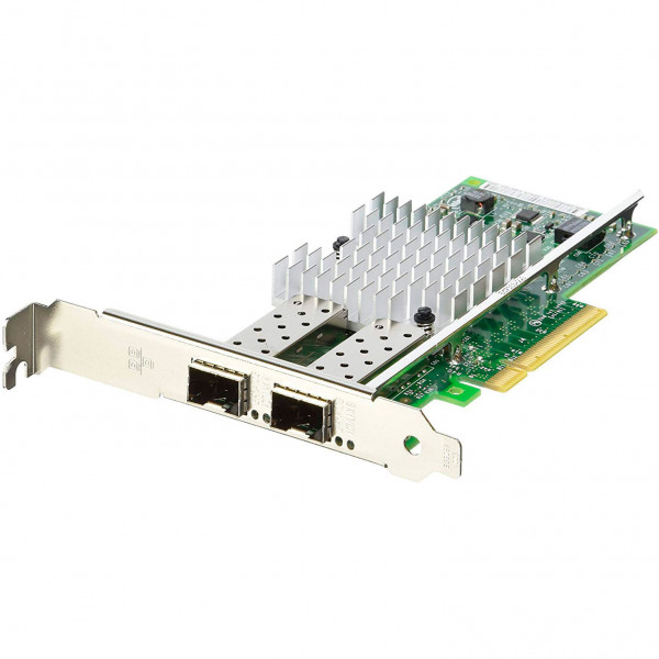 Купить Сетевая карта Intel X520-SR2 10Gbe SFP+ Dual Port Adapter (E10G42BFSR)