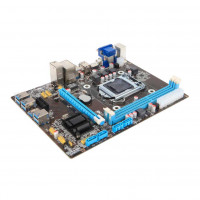 Материнская плата Olike3C (LGA1150, Intel B85, PCI-Ex16, 7xPCI-e to USB3.0)