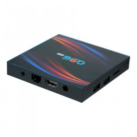 Медиаплеер Q96HERO Android 10 Smart TV Box