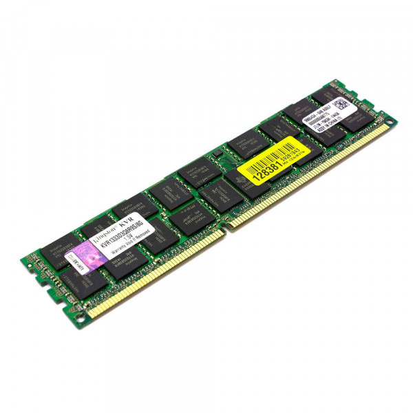 Купить Оперативная память Kingston DDR3-1333 8Gb PC3-10600R ECC Registered (KVR1333D3Q8R9S/8G)