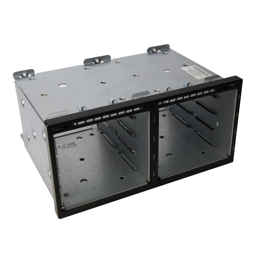 """HP 496074-001 ProLiant DL380 G7 8 Bay SFF SAS 2.5/"""" HDD Cage /& Backplane"""