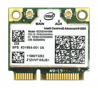 Wi-Fi адаптер Intel Centrino Advanced-N 6205 Mini PCI-e 300Mbps 802.11agn (62205ANHMW)