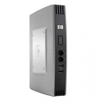 HP t5740 Thin Client VU900AA Intel Atom WES N280 1.66GHz 1Gb DDR3 SDRAM 2Gb Flash