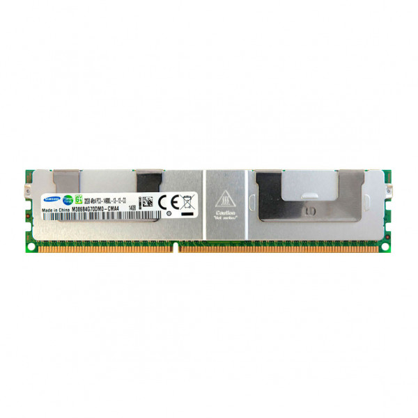 Купить Оперативная память Samsung DDR3-1866 32Gb PC3-14900L ECC Load Reduced (M386B4G70DM0-CMA4)