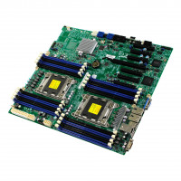 Материнская плата Supermicro X9DRH-iF (LGA2011, Intel C602, PCI-Ex16)