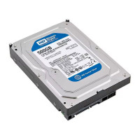 Жесткий диск Western Digital Caviar Blue 500GB 7200 6G 16Mb SATA 3.5 (WD5000AAKX)