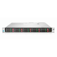 Сервер HP ProLiant DL360p Gen8 10 SFF 1U