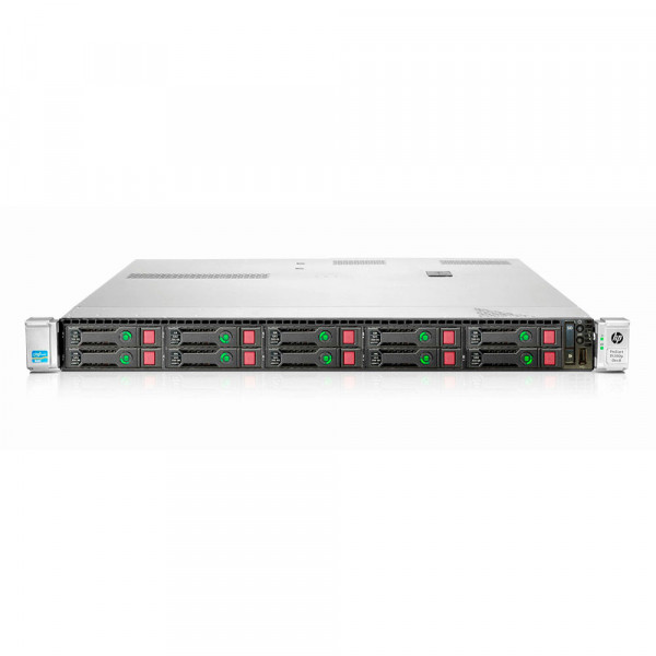 Купить HP ProLiant DL360p Gen8 10 SFF 1U Платформа