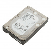 Жесткий диск Seagate Enterprise Capacity 6Tb 7.2K 12G 128Mb SAS 3.5 (ST6000NM0034)