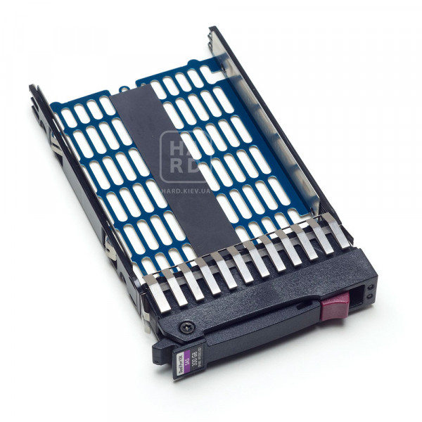 Купить Салазки HP ProLiant G5 G6 G7 2.5 HDD Tray Caddy 378343-001 500223-001